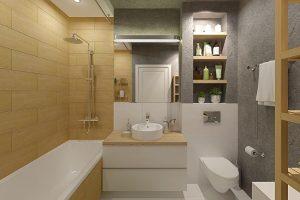 Идеи для дизайна маленькой ванной комнаты: лучшие советы и планировки.