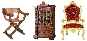 Мебель эпохи Возрождения