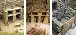 Мебель эпохи неолита